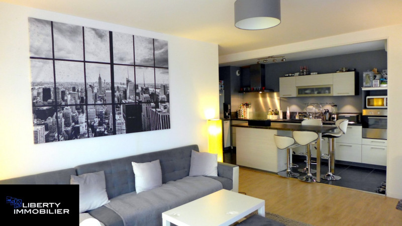 Vente appartement Trappes 187000€ - Photo 1