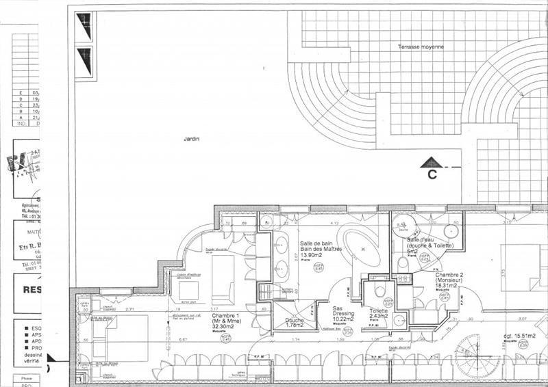 Revenda residencial de prestígio apartamento Paris 7ème 6900000€ - Fotografia 12