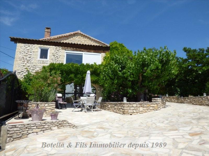 Vente maison / villa Barjac 309900€ - Photo 2