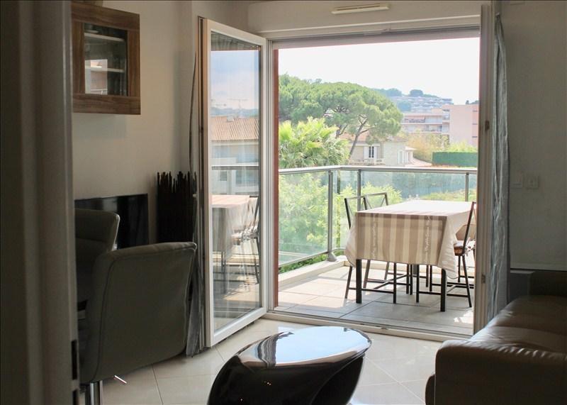 Vente appartement Antibes 198000€ - Photo 3