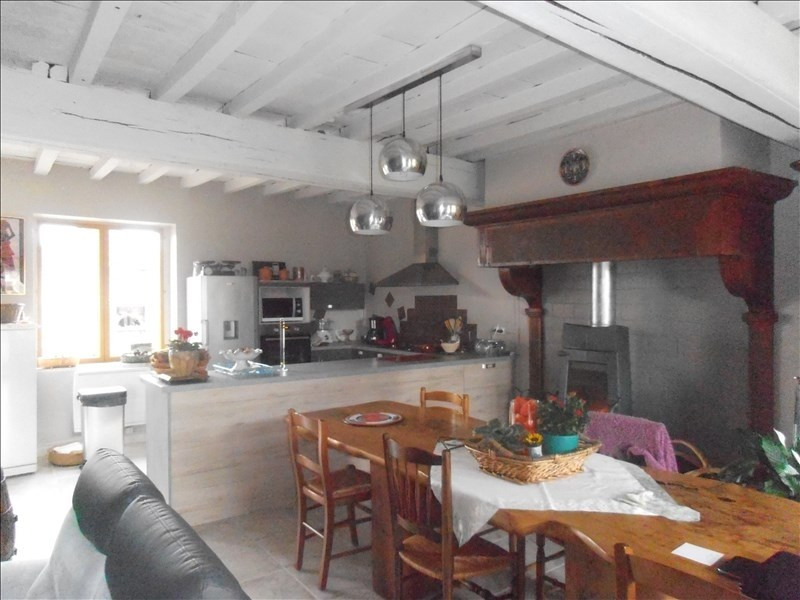 Sale house / villa Cuisery 150000€ - Picture 3