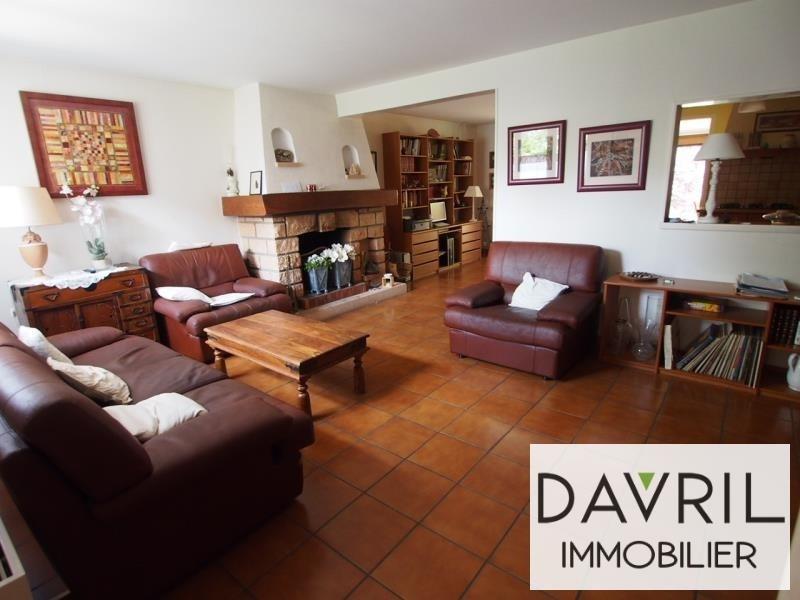 Sale house / villa Eragny 299900€ - Picture 2