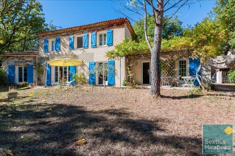 Vente de prestige maison / villa Aix en provence 650000€ - Photo 1