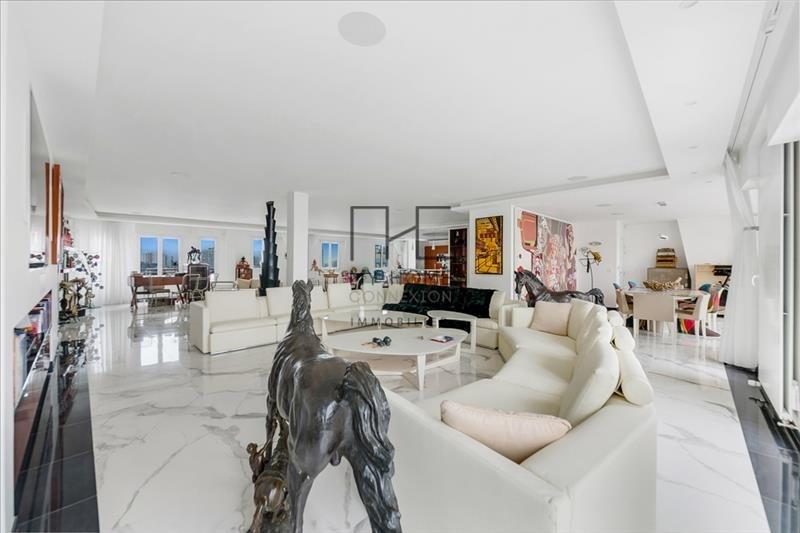 Vente de prestige appartement Puteaux 3900000€ - Photo 3