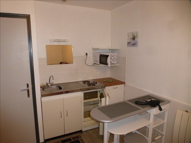 Rental apartment St brieuc 250€ CC - Picture 2