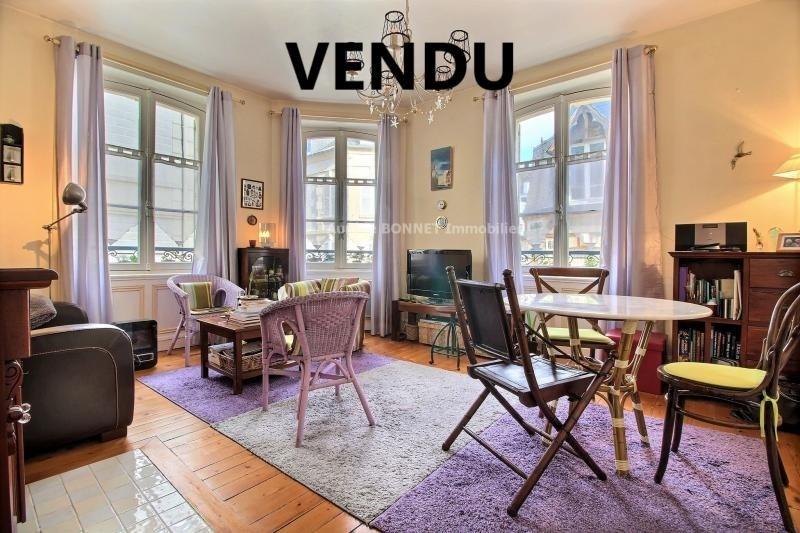 Vente appartement Trouville sur mer 169600€ - Photo 1