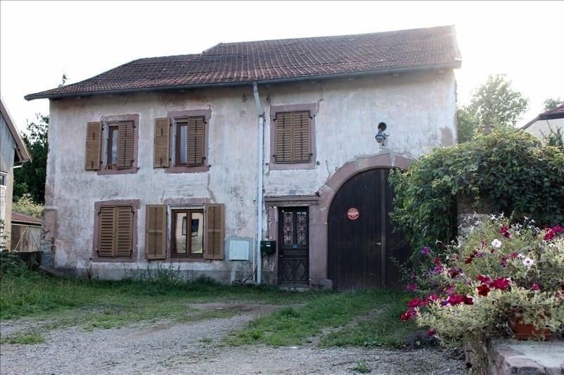 Sale house / villa Belval 127000€ - Picture 1