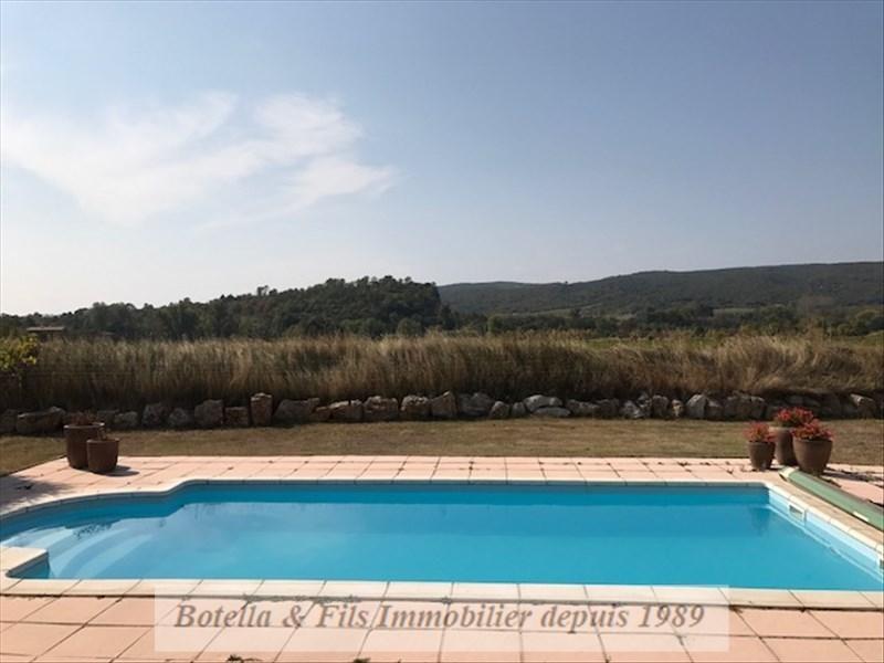 Venta  casa Goudargues 275600€ - Fotografía 3