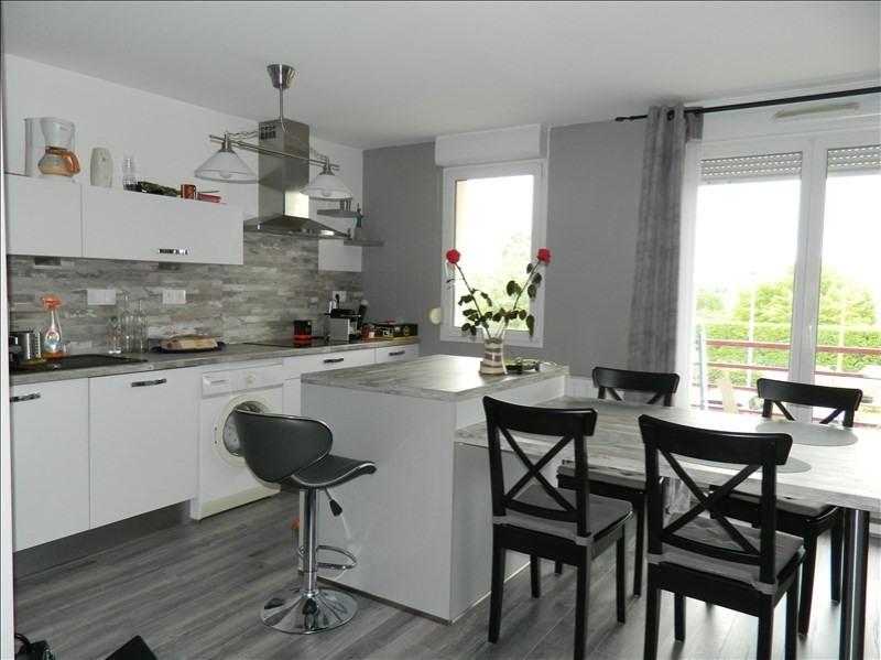Rental apartment Riorges 655€ CC - Picture 1