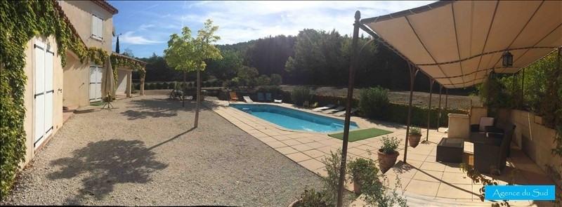 Vente de prestige maison / villa Mimet 749000€ - Photo 12