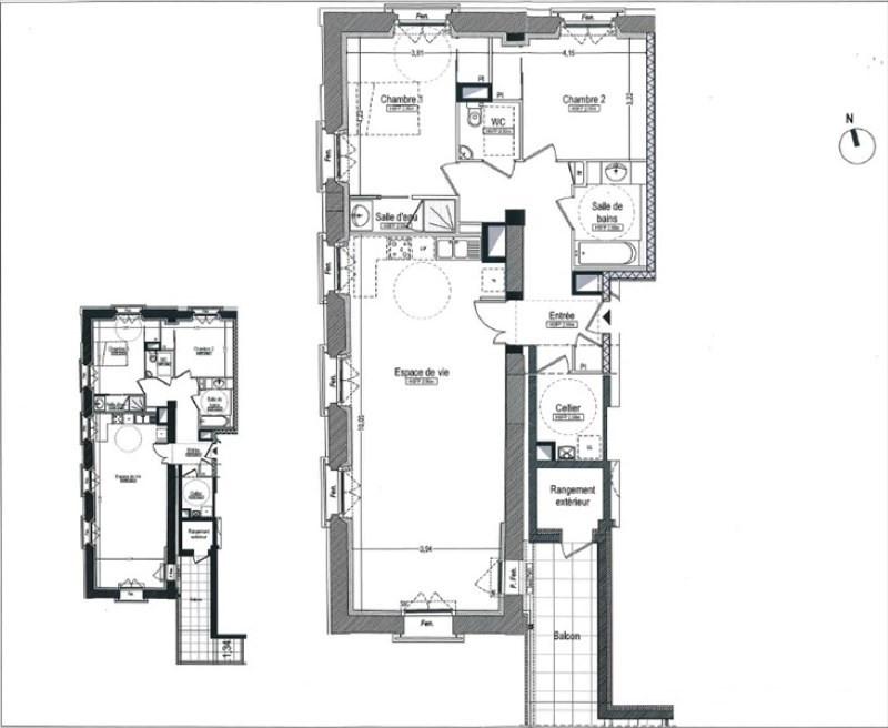 Location appartement St nazaire 953€ CC - Photo 5