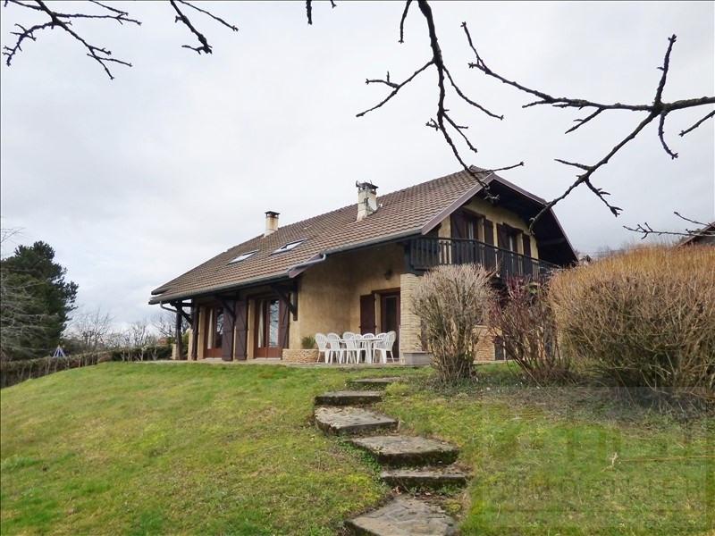 Vendita casa Pugny chatenod 549000€ - Fotografia 1