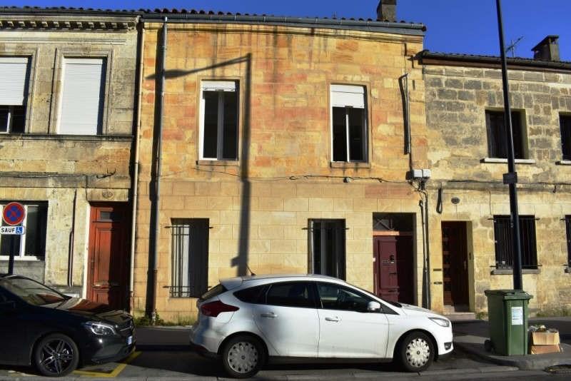 Sale apartment Bordeaux 153000€ - Picture 1