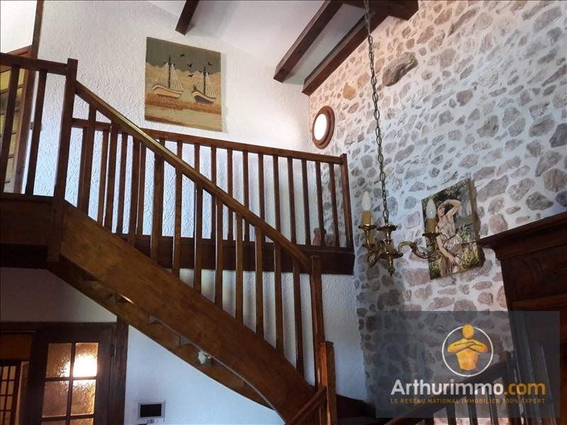 Vente de prestige maison / villa St jeure d ay 390000€ - Photo 7