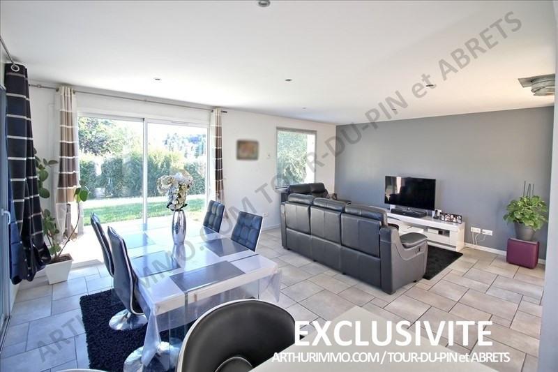 Sale house / villa Chabons 224000€ - Picture 5