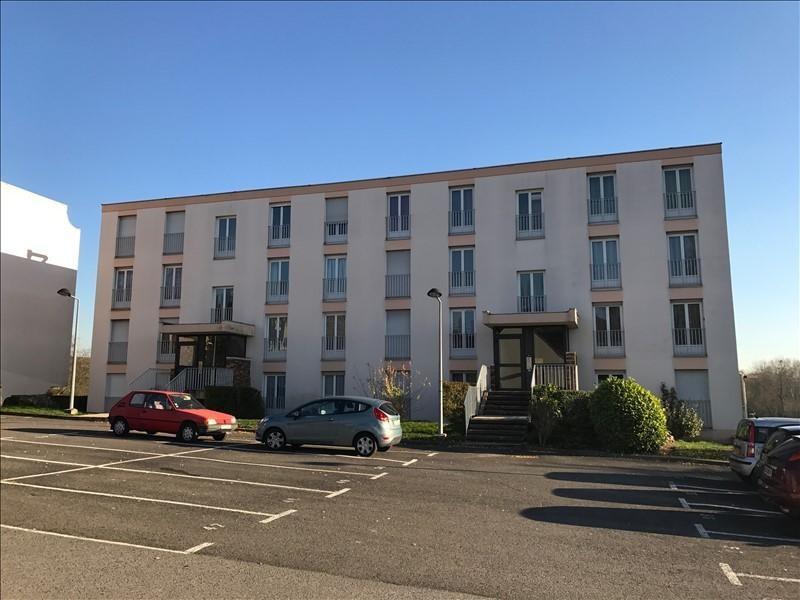 Rental apartment Villiers sur orge 630€ CC - Picture 1