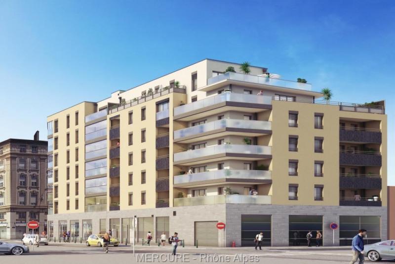 Deluxe sale apartment Lyon 7ème 710000€ - Picture 3