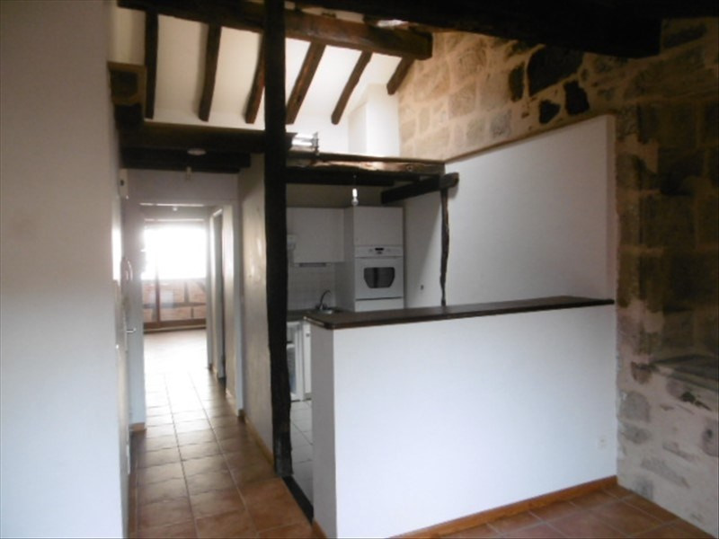 Rental apartment Figeac 490€ CC - Picture 1