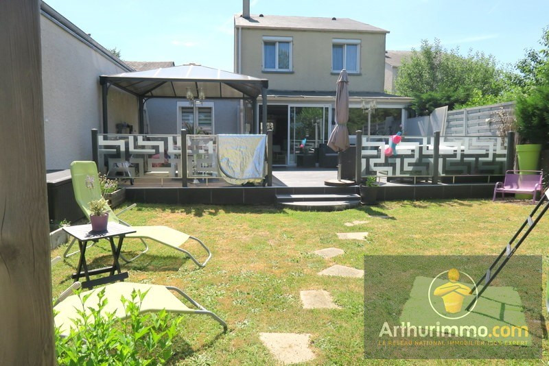 Vente maison / villa Savigny le temple 284 900€ - Photo 1