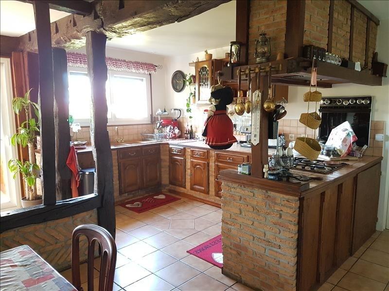 Sale house / villa Lyons la foret 219320€ - Picture 7