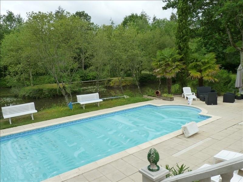 Sale house / villa Les clouzeaux 328600€ - Picture 5