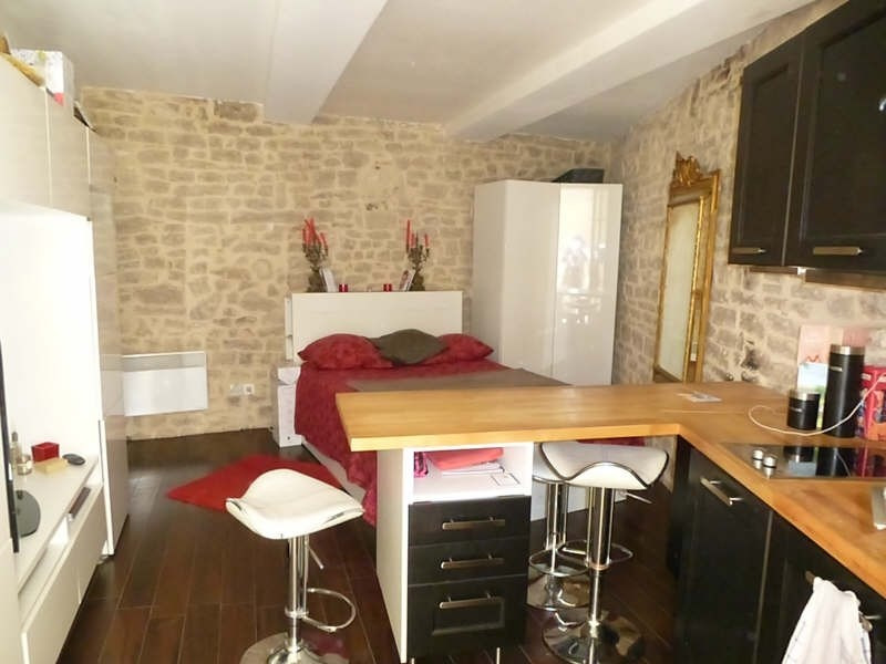 Rental apartment Nimes 440€ CC - Picture 1