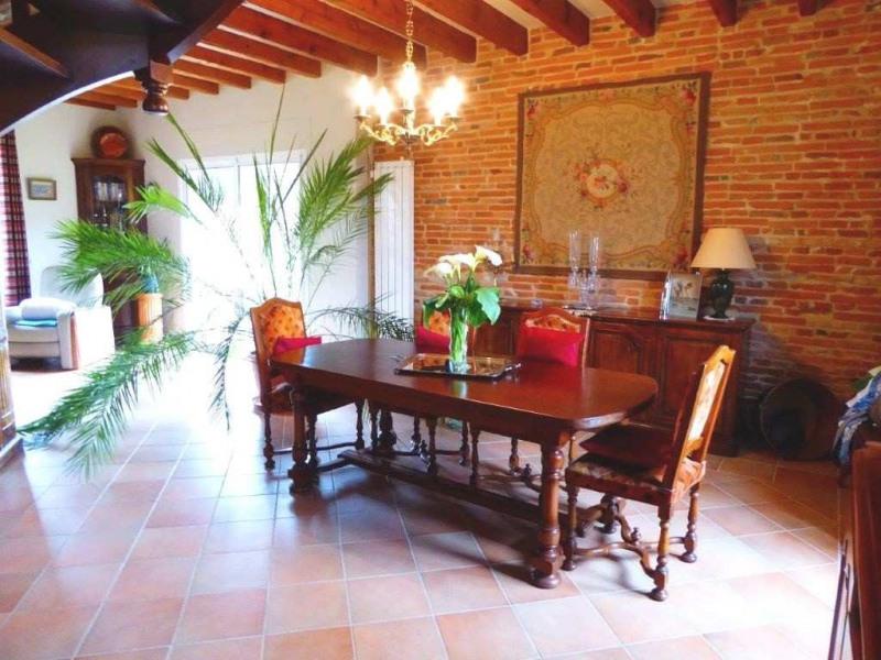 Deluxe sale house / villa Montrabe secteur 819000€ - Picture 3