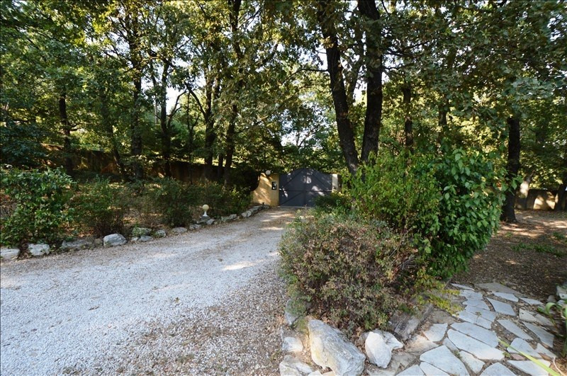 Verkoop  huis Rochefort du gard 475000€ - Foto 3