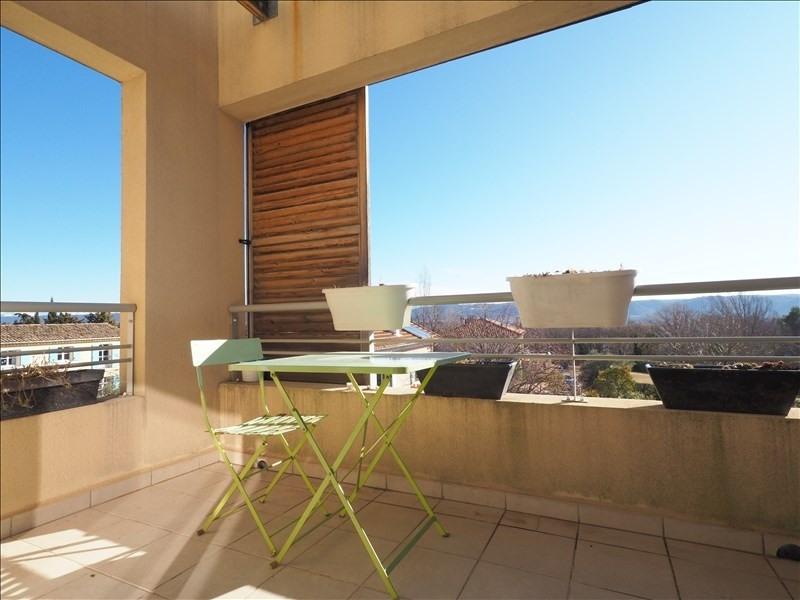Sale apartment Volx 144000€ - Picture 3
