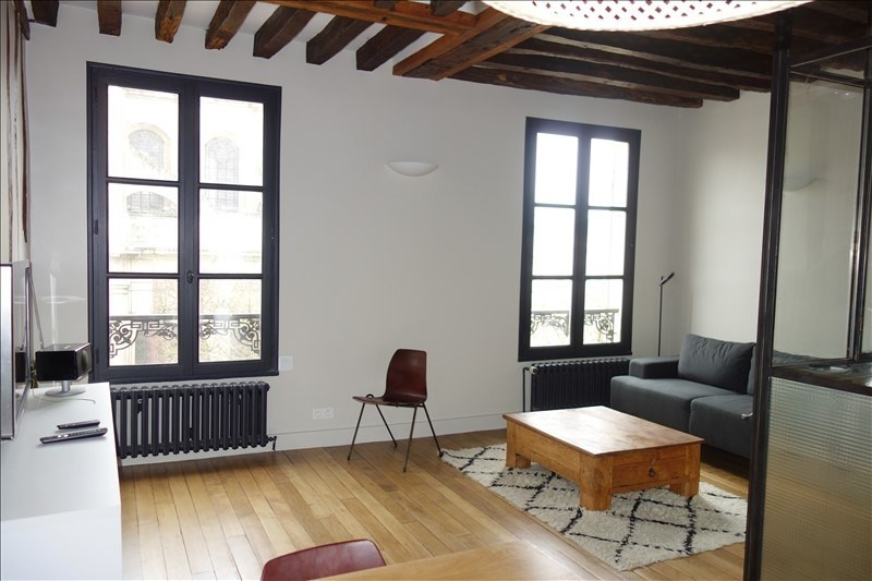 Location appartement Versailles 1480€ CC - Photo 3