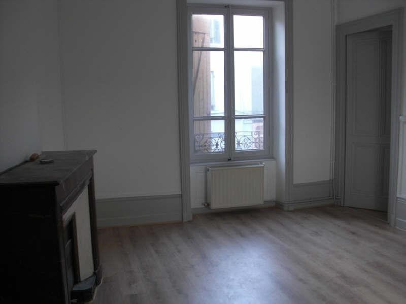 Location appartement St fons 597€ CC - Photo 1
