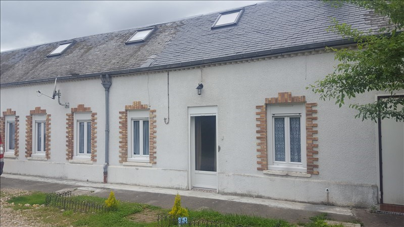 Sale house / villa Les thilliers en vexin 116400€ - Picture 1