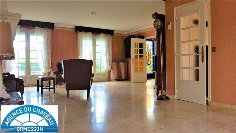 Vente maison / villa Ormesson sur marne 459 000€ - Photo 2