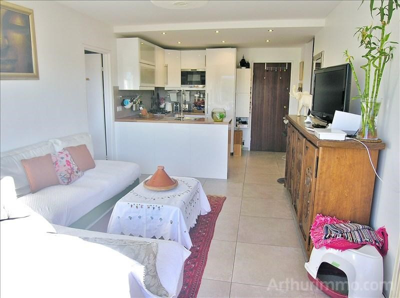 Sale apartment Antibes 220 000€ - Picture 3