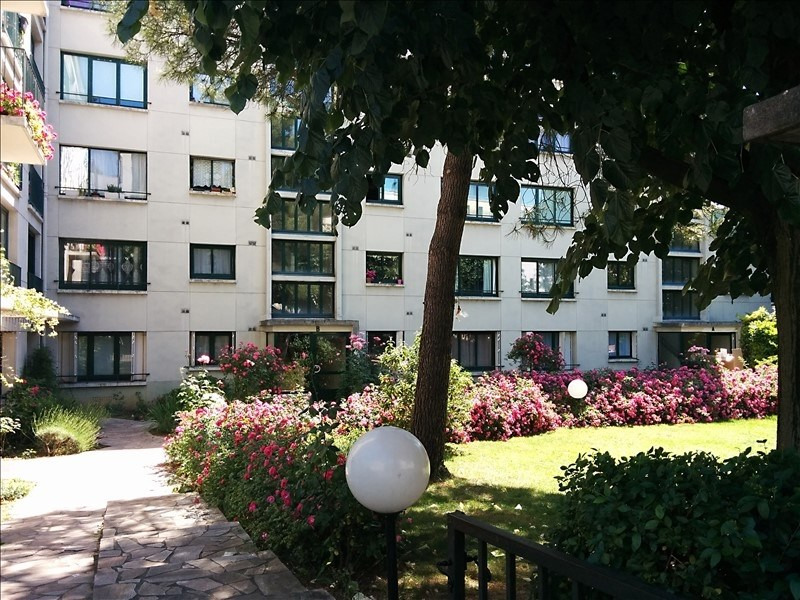 Sale apartment Saint-cloud 460000€ - Picture 2