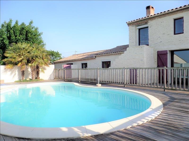 Sale house / villa La plaine sur mer 448000€ - Picture 1