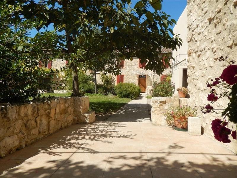 Престижная продажа дом Pernes les fontaines 945000€ - Фото 2
