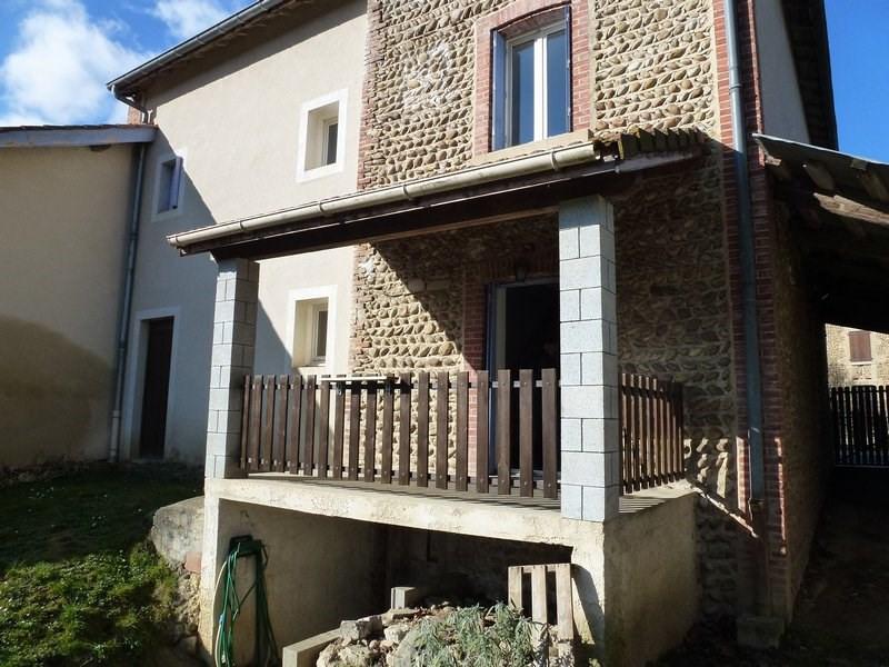 Sale house / villa St christophe et le laris 160000€ - Picture 9