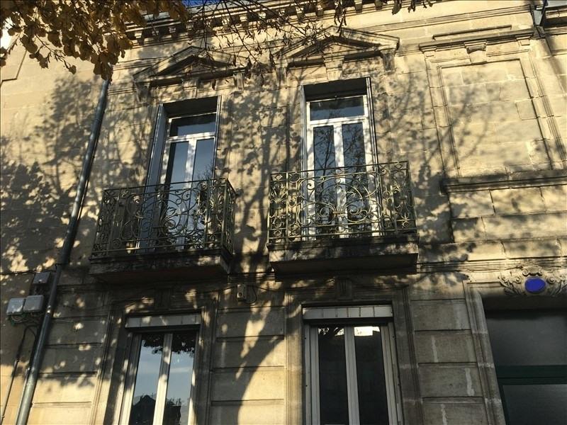 Vente immeuble Bordeaux 472500€ - Photo 1