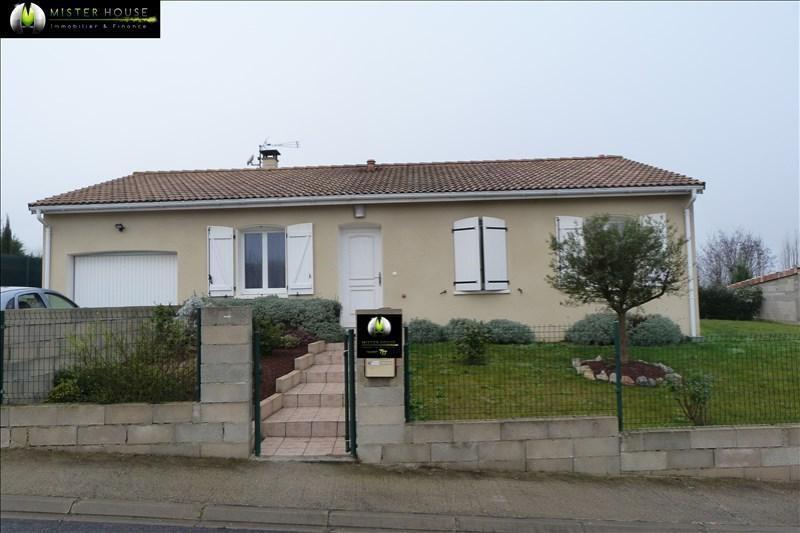 Verkoop  huis Montauban 189000€ - Foto 1