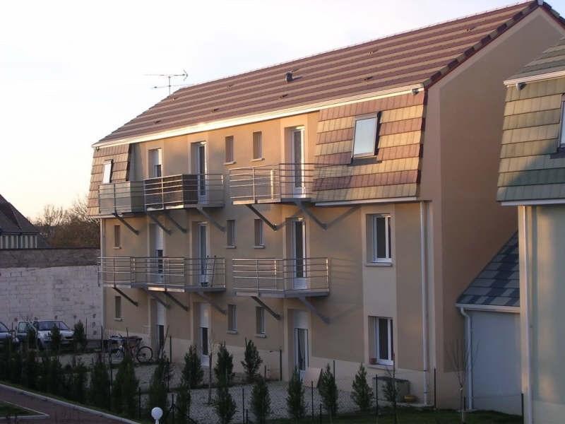 Rental apartment Auxerre 501€ CC - Picture 1