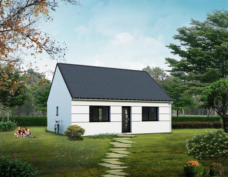 Maison  4 pièces + Terrain 1250 m² Évreux par VILLADEALE EVREUX