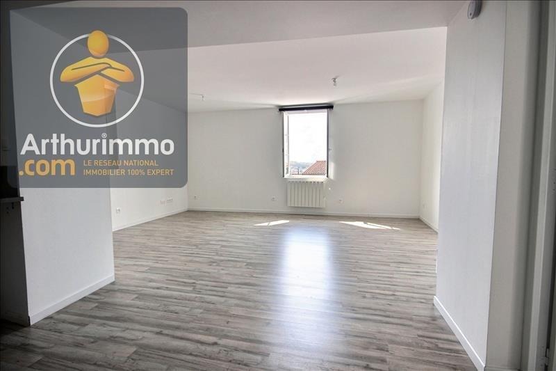 Sale apartment St galmier 130000€ - Picture 1