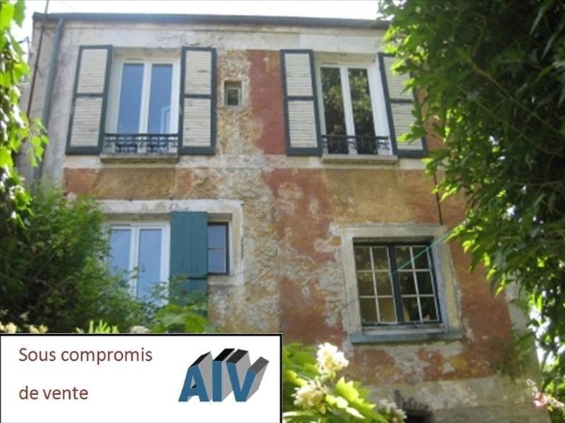 Vente maison / villa La roche guyon 295000€ - Photo 1