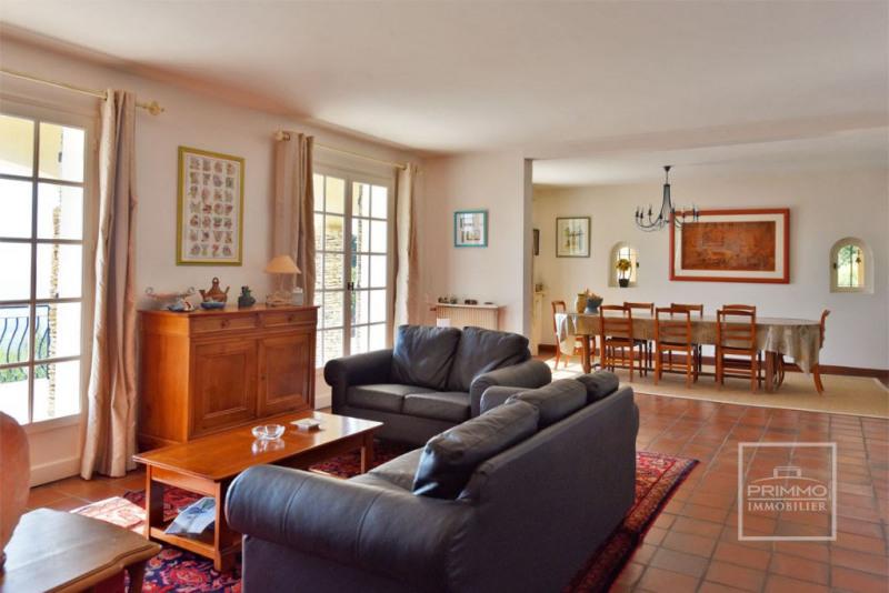 Vente de prestige maison / villa Couzon au mont d or 950000€ - Photo 11
