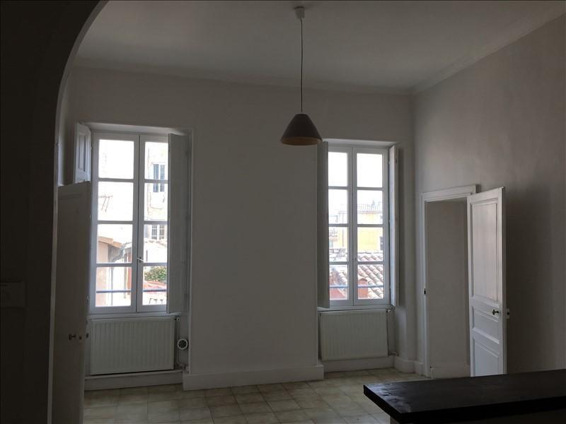 Rental apartment Nimes 500€ CC - Picture 1