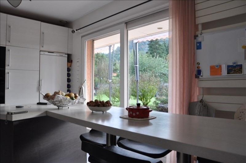 Sale house / villa Molinges 336000€ - Picture 2