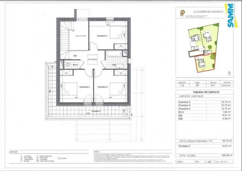 Sale house / villa Mennecy 474000€ - Picture 5