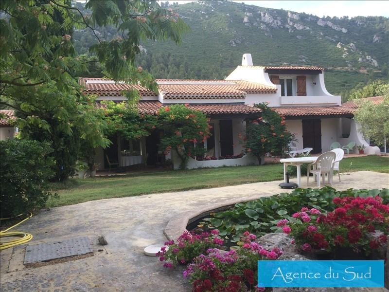 Vente de prestige maison / villa Cuges les pins 680000€ - Photo 1