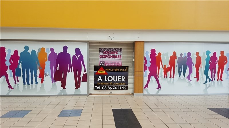Rental shop Nevers 2604€ HT/HC - Picture 2